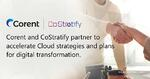 CoStratify selects Corent Technology to help clients build strategies and plans for digital transformation.
